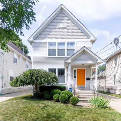 Cleveland Single Family Home For Sale: 2472 W 5 Street