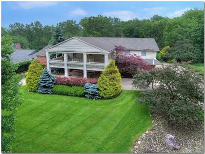 Pepper Pike Single Family Home For Sale: 8 Hunting Hollow Drive