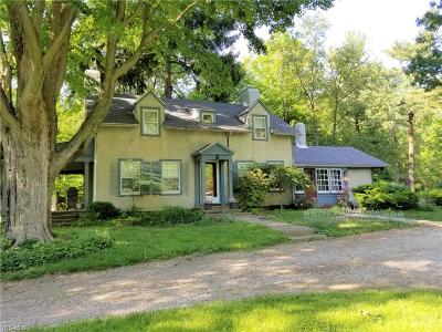 North Olmsted Single Family Home For Sale: 4277 Porter Road