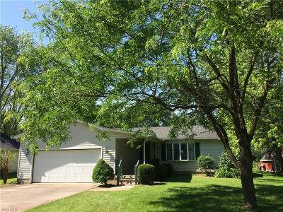 Lorain County Single Family Home Active Under Contract: 2049 McKinley Avenue