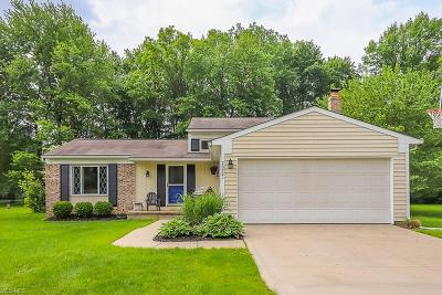 Olmsted Falls Single Family Home Active Under Contract: 26921 Southwood Lane