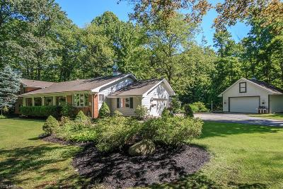 Concord Single Family Home For Sale: 8175 Viewmount Drive