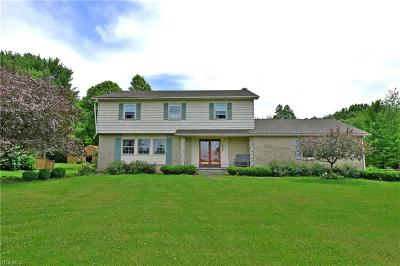 Vienna Single Family Home For Sale: 1273 Sodom Hutchings Road