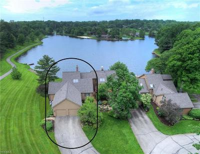 Chagrin Falls Condo/Townhouse For Sale: 40 Windward Way