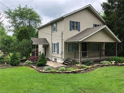 Sagamore Hills Single Family Home Active Under Contract: 8262 N Boyden Road