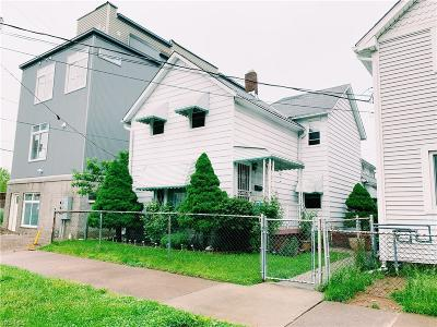 Ohio City Single Family Home Active Under Contract: 2037 W 42 Street