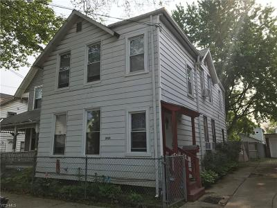 Ohio City Single Family Home For Sale: 2109 W 42nd Street