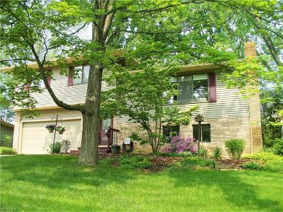 Mentor-On-The-Lake Single Family Home Active Under Contract: 5488 Pinehill Drive