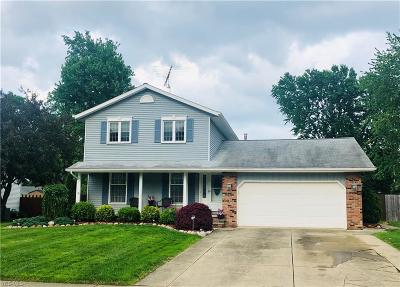 Lorain Single Family Home Active Under Contract: 6245 Orchard Hill Boulevard