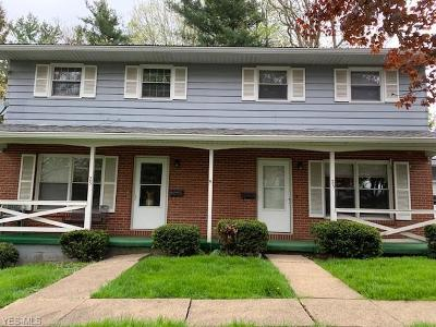 Muskingum County Multi Family Home For Sale: 25 N Liberty Street #2