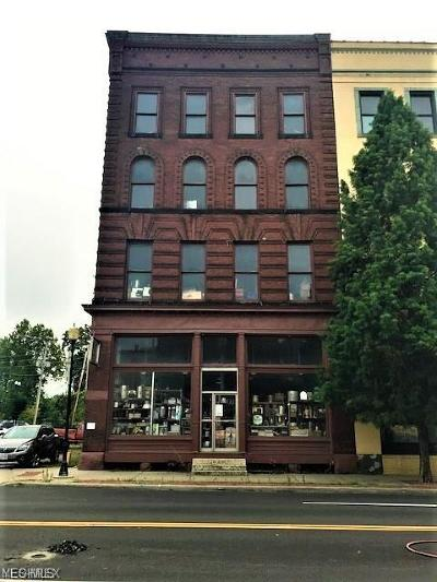 Muskingum County Commercial For Sale: 12 Main Street