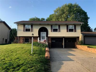 Ravenna Single Family Home Active Under Contract: 750 Brush Road