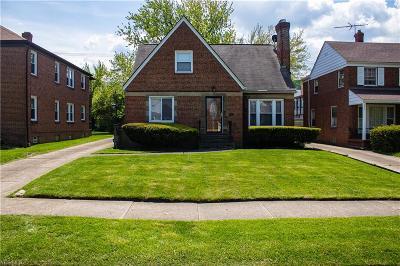 South Euclid Single Family Home For Sale: 4076 Okalona Road