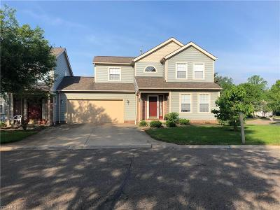Macedonia Condo/Townhouse Active Under Contract: 300 Huntsford Drive