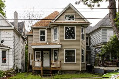 Massillon Multi Family Home For Sale: 225 3rd Street