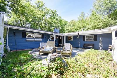 Single Family Home For Sale: 576 Edinborough Drive