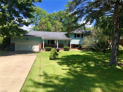 Warren Single Family Home For Sale: 8693 Old Orchard Drive