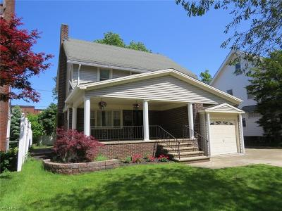 Lakewood Single Family Home Active Under Contract: 1075 Abbieshire Avenue