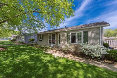 Berea Single Family Home Active Under Contract: 456 Larchwood Drive