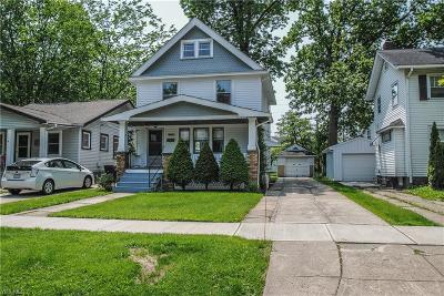 Lakewood Single Family Home Active Under Contract: 14627 Bayes Avenue