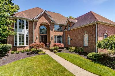 Strongsville Single Family Home For Sale: 18511 Whitemarsh Lane