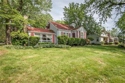 Massillon Single Family Home For Sale: 348 Westland Avenue