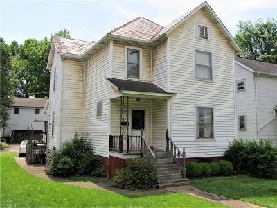 Marietta Single Family Home For Sale: 309 N 7th Street