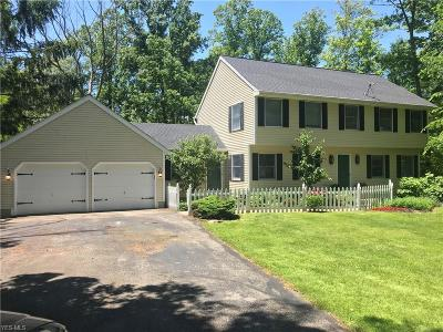 Medina County Single Family Home Active Under Contract: 4020 Cook Road
