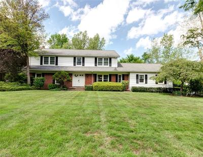 Shaker Heights Single Family Home For Sale: 22905 Canterbury Lane