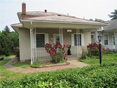 Muskingum County Single Family Home For Sale: 1423 Wheeling Ave