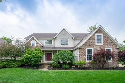 Hudson Single Family Home Active Under Contract: 1642 McCausland Drive