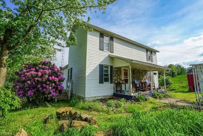 Guernsey County Single Family Home For Sale: 70964 Hopewell Road