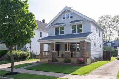 Lakewood Single Family Home Active Under Contract: 2038 Elmwood Avenue