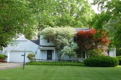 Poland Single Family Home Active Under Contract: 2969 Palisade Drive