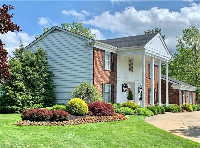 Pepper Pike Single Family Home For Sale: 2795 Brainard Road