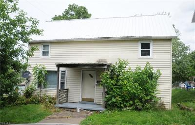 Guernsey County Single Family Home For Sale: 723 S 8th Street
