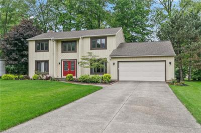 Highland Heights Single Family Home Active Under Contract: 456 Lowell Drive