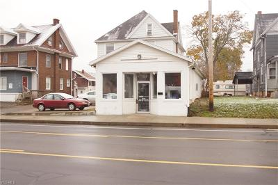 Canton Commercial For Sale: 910 12th Street