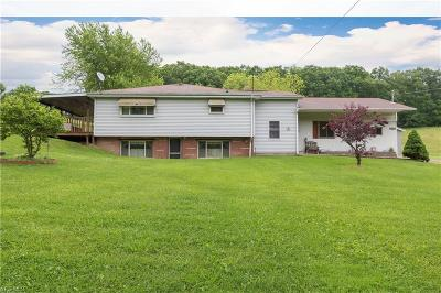 Lisbon Single Family Home Active Under Contract: 12900 State Route 164