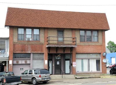 Guernsey County Commercial For Sale: 549 Steubenville Avenue