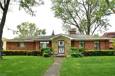 Middleburg Heights Single Family Home For Sale: 16286 Webster Road