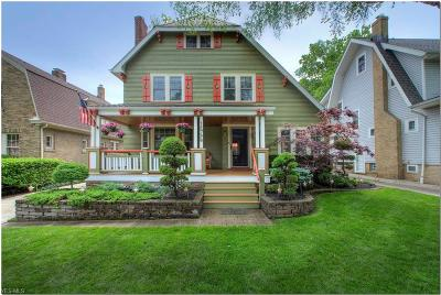 Lakewood Single Family Home Active Under Contract: 1565 Saint Charles Avenue