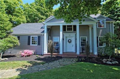 Geneva Single Family Home Active Under Contract: 710 S Ridge Road