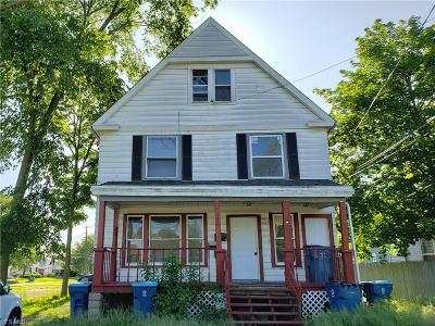 Lorain OH Multi Family Home For Sale: $39,950