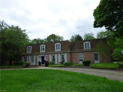 Brecksville Single Family Home For Sale: 10858 Partridge Trail