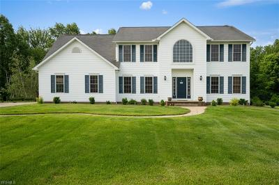 Mahoning County Single Family Home For Sale: 7775 Meadowood Drive