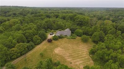 Lake County Single Family Home For Sale: 9400 Sperry Road