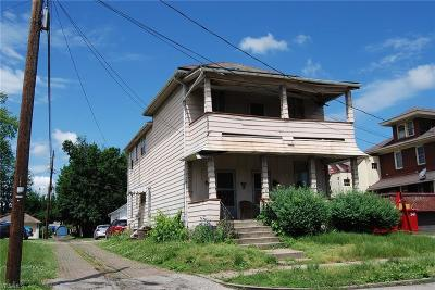 Muskingum County Single Family Home For Sale: 1267 Euclid Avenue