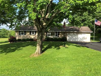 Leetonia Single Family Home Active Under Contract: 850 S County Road