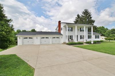 Single Family Home For Sale: 3115 Broadvue Circle